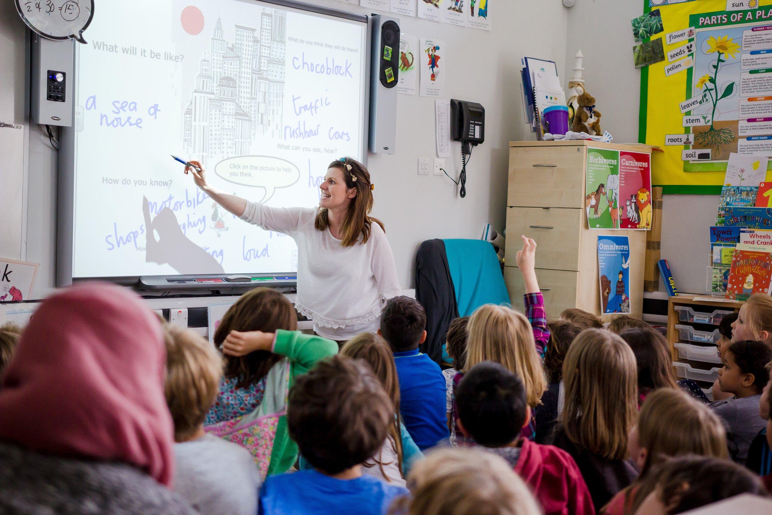 آموزشگاه زبان نوجوانان