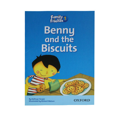 Benny and the Biscuits story
