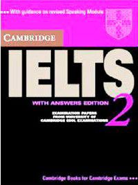 فروش کتاب ielts cambridge2