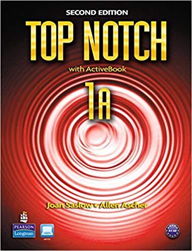 فروش کتاب Top notch 1A