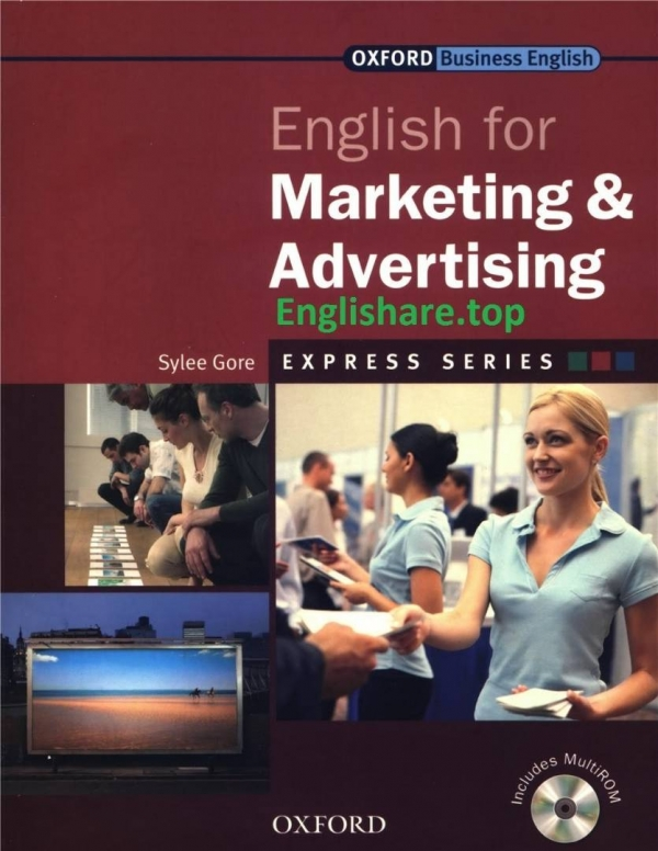english for marketing & advertising