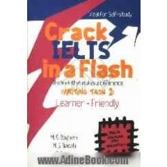 فروش کتاب crack ielts flash writing task 2