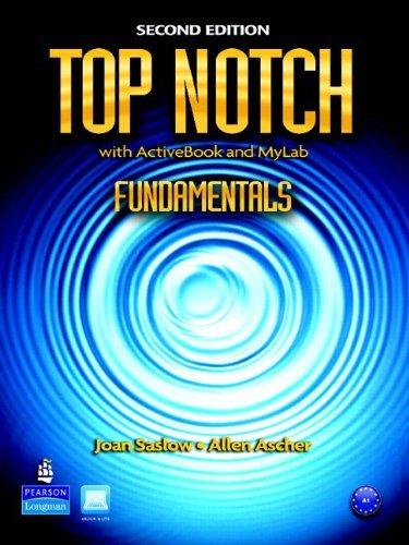 فروش کتاب Top notch Fundamentals A