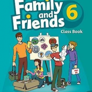 فروش کتاب family & friends 6
