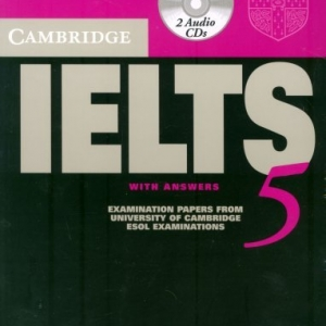 فروش کتاب ielts cambridge5