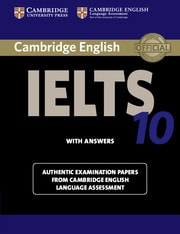 فروش کتاب ielts cambridge10