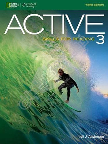 فروش کتاب Active skill for reading - 3