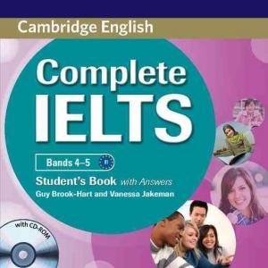 فروش کتاب complete Ielts 4-5