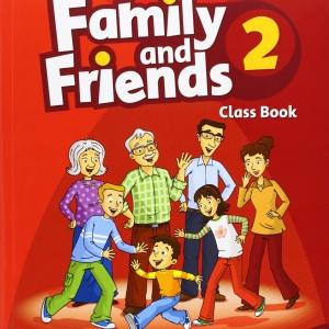 فروش کتاب family & friends 2