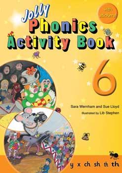 jolly phonics activity6