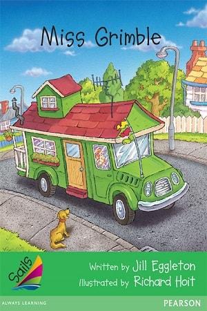 فروش کتاب Miss Grimble story