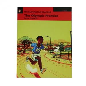 کتاب The olympic promise+CD
