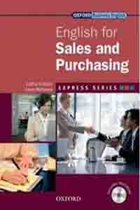 فروش کتاب english for sales & purchasing