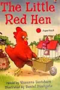 فروش کتاب The little Red Hen story