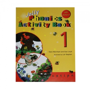 jolly phonics activity1