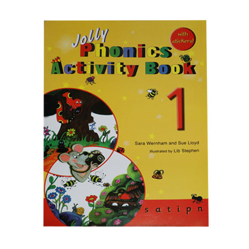 jolly phonics activity1
