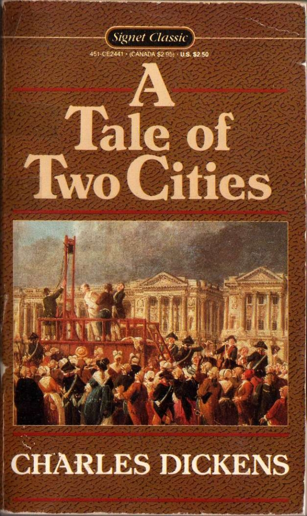 فروش کتاب A Tale of two cities+CD