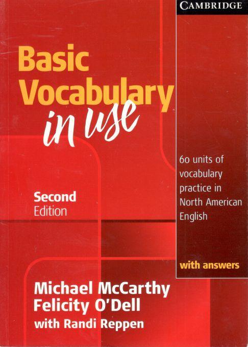 Basic vocabulary in use