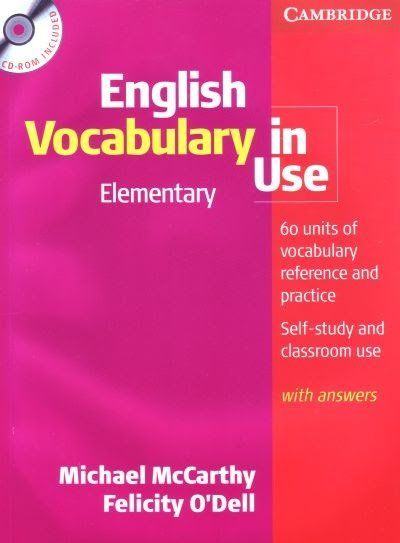 English Vocabulary in use elementrary