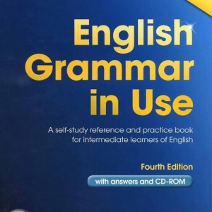 Grammar in use - E