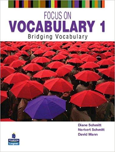 فروش کتاب focus on vocabulary 1