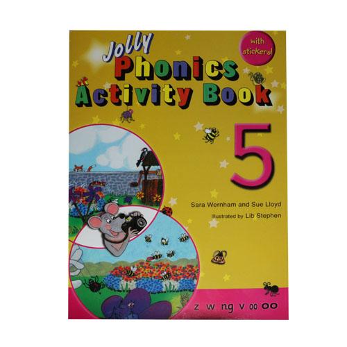 jolly phonics activity5