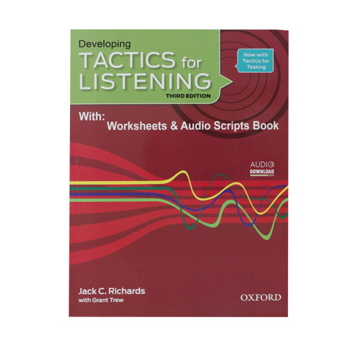 Tactics for listening - Developing