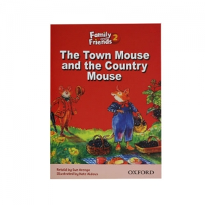 Town mouse and country mouse story