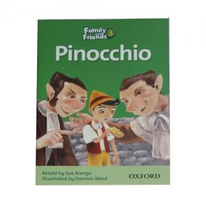 pinocchio story