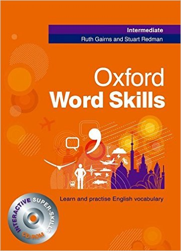 فروش کتاب Oxford word skills inter + cd