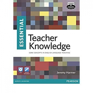 Essential teacher nowlege +DVD-HARMER