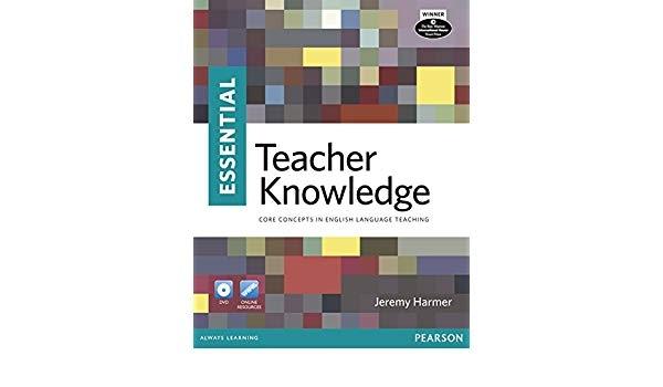 Essential teacher nowlege +DVD-HARMER