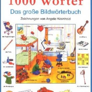 فروش کتاب دیکشنری تصویری آلمانی