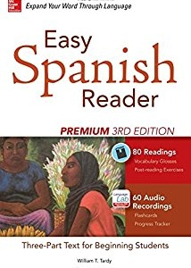 فروش کتاب easy spanish readerss