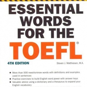 فروش کتاب Essential words for the tofel