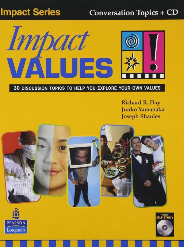 فروش کتاب Impact values