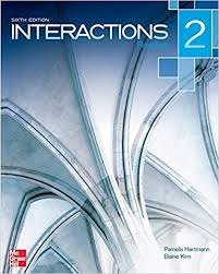 Interaction reading 2
