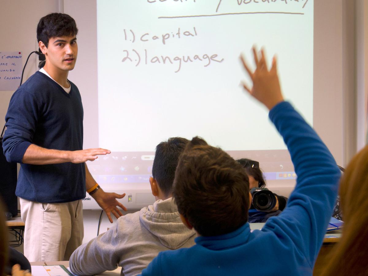 آموزشگاه زبان در گرمسار