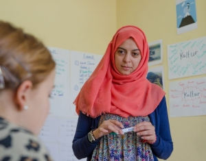 Arabic language school