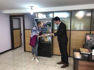 افتتاح شعبه 7 آموزشگاه زبان گات در استان گلستان