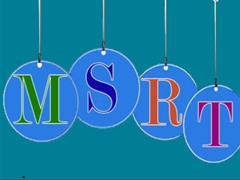 آزمون msrt (ام اس آر تی )
