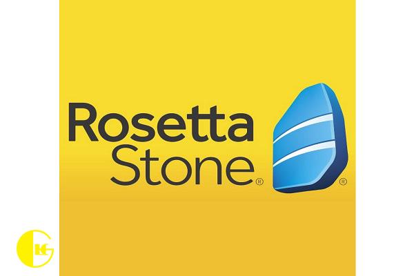 اپلیکیشن rosetta stone