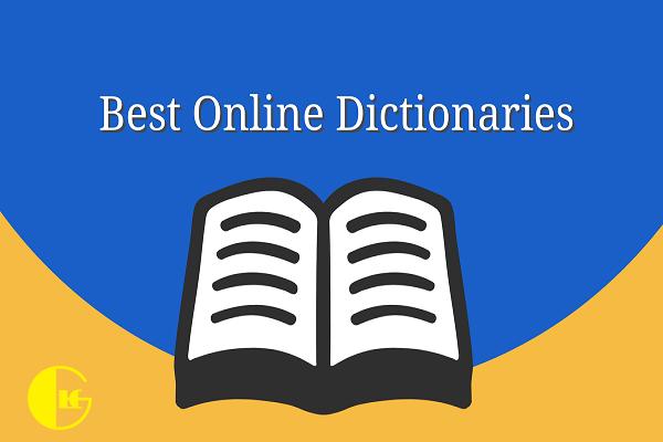 برترین دیکشنری های آنلاین