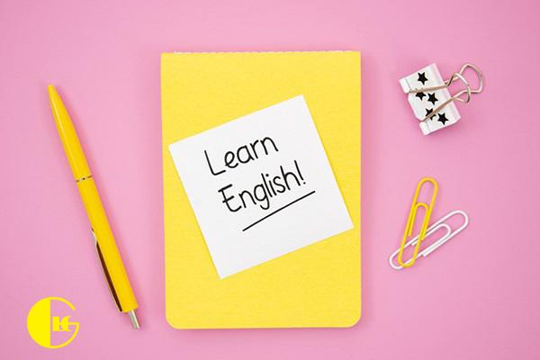 یادگیری وازگان زبان انگلیسی
