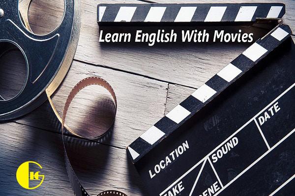 تماشای فیلم برای یادگیری زبان
