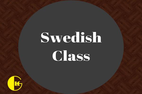 آموزشگاه زبان سوئدی