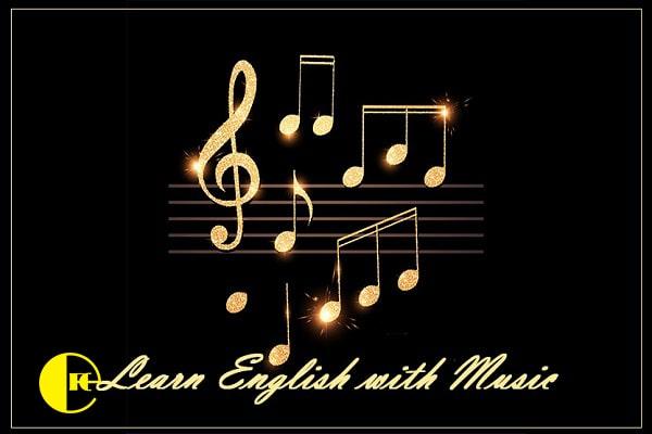 یادگیری زبان از طریق گوش دادن به آهنگ