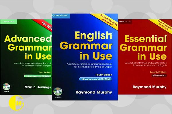 بهترین کتاب برای یادگیری گرامر زبان انگلیسی
