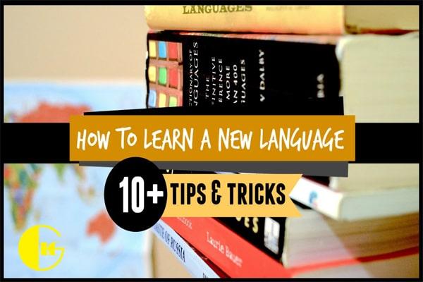 10 روش یادگیری زبان