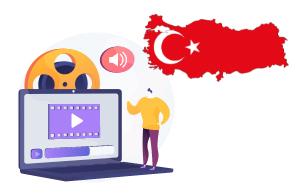 پکیج های غیرحضوری زبان ترکی استانبولی